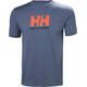 Helly Hansen M's Logo T-Shirt Vintage Indigo
